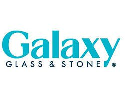 Galaxy Glass and Stone