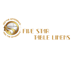 FIVE STAR TABLE LINENS